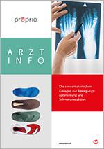 Broschüre PROPRIO-Arztinfo