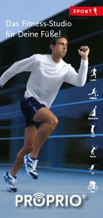 Flyer PROPRIO.sport