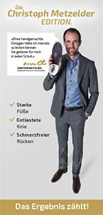 Flyer Christoph Metzelder Edition